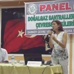 Şarköy?de Çevre Paneli Düzenlendi