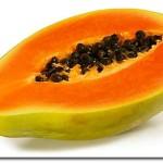 papaya meyvesi