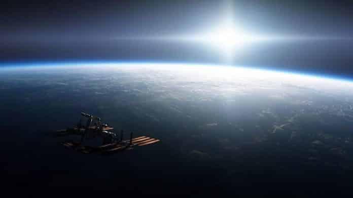 Dünyamızın Uzaydan Çekilmiş Harika Videosu